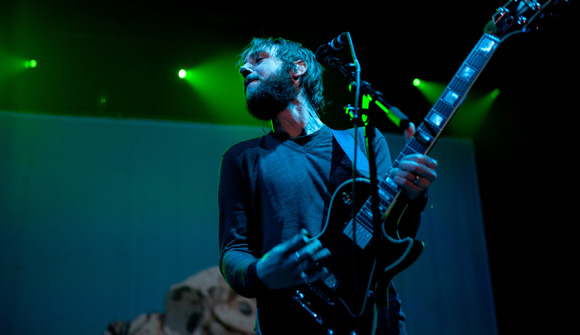 Band of Horses and Gotye Hit Live On Letterman