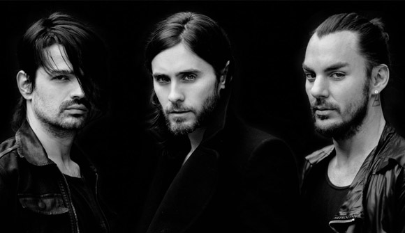Thirty Seconds To Mars Talk 'Love Lust Faith + Dreams'