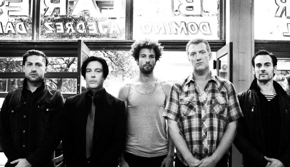 Queens Of The Stone Age Play Live On Letterman